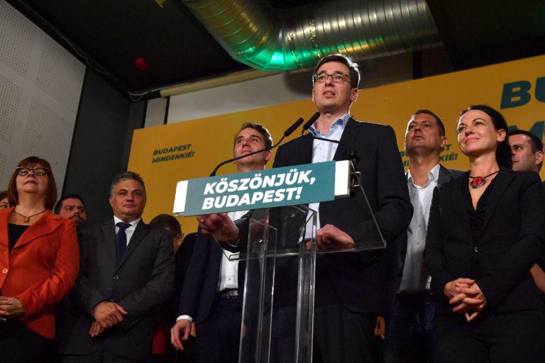 Valójában nagyobb az ellenzéki előretörés Budapesten