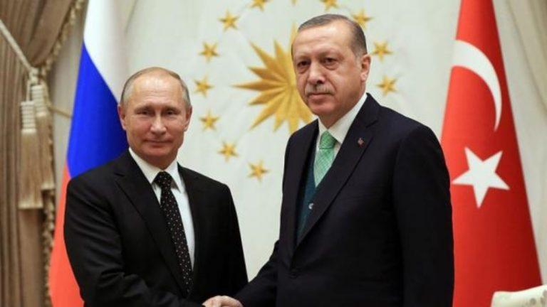 Orosz-török béke Szíriában