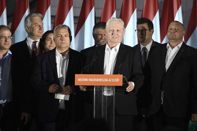 Erősödve veszített teret a Fidesz