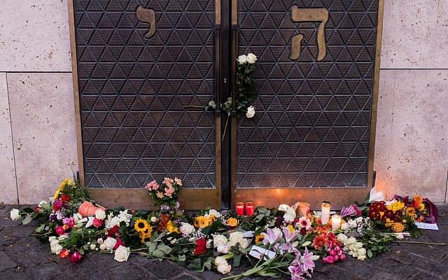 Halle: Vallomást tett a Yom Kippur merénylő