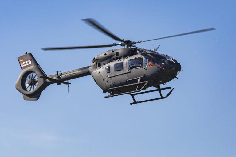 Érkeznek az első új harci helikopterek FRISS: megjöttek