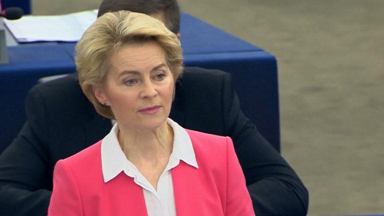 der Leyen: nincs kompromisszum a jogállamiság ügyében