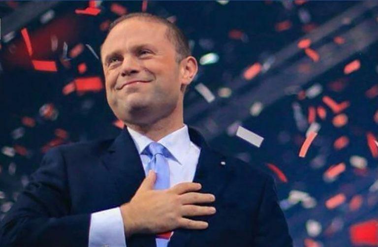 Lemond a máltai miniszterelnök