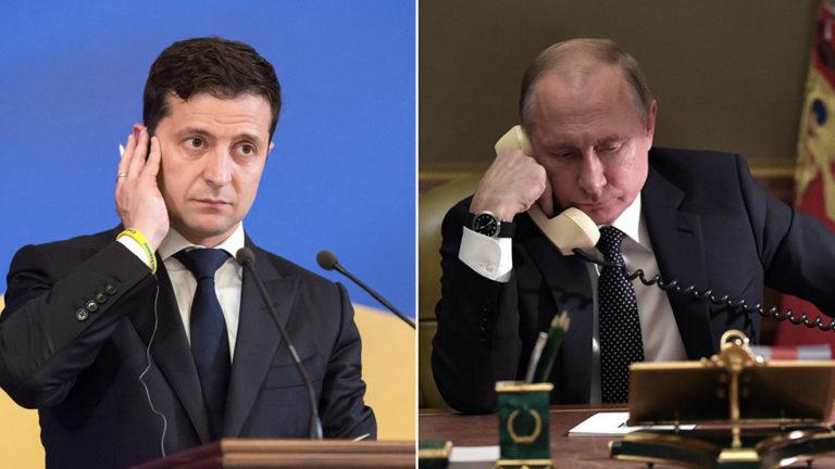Putyin is részt vesz az Ukrajna konferencián Párizsban