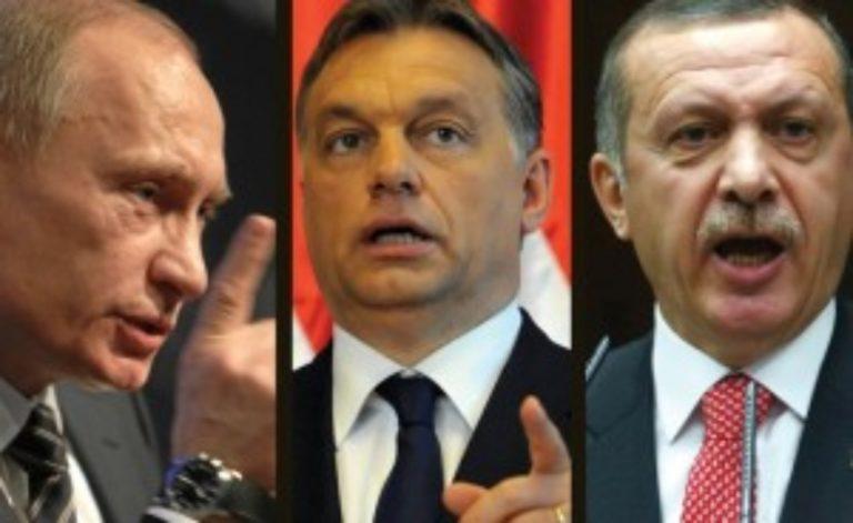 Orbán Viktort megzsarolni nem kell félnetek jó lesz
