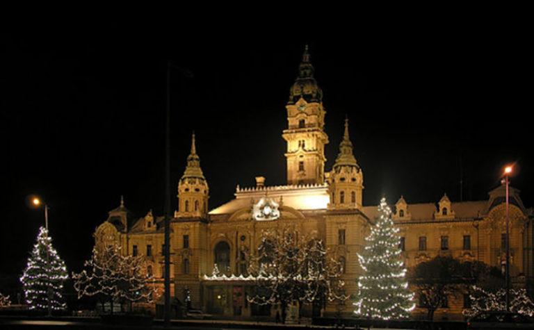 Karácsonyi előválasztás Győrben