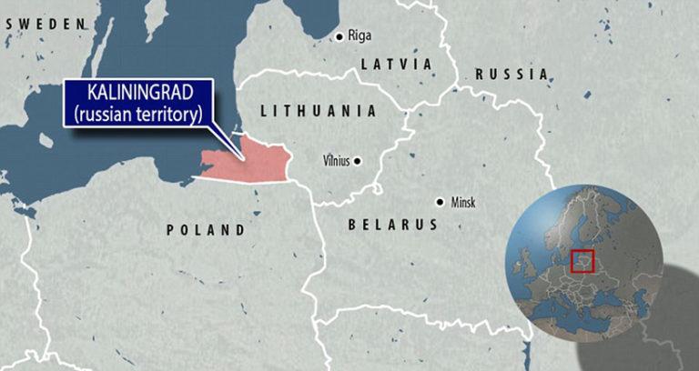 Kémek cseréje Litvánia és Oroszország határán