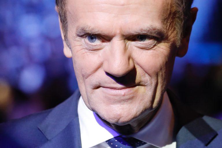 Rövidesen eldől a Fidesz sorsa -Tusk beszéde az MTI-ben