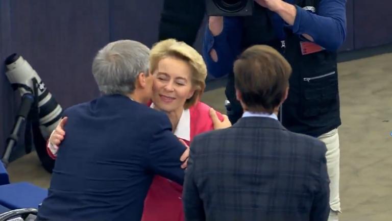 Megszavazták az Európai Bizottságot