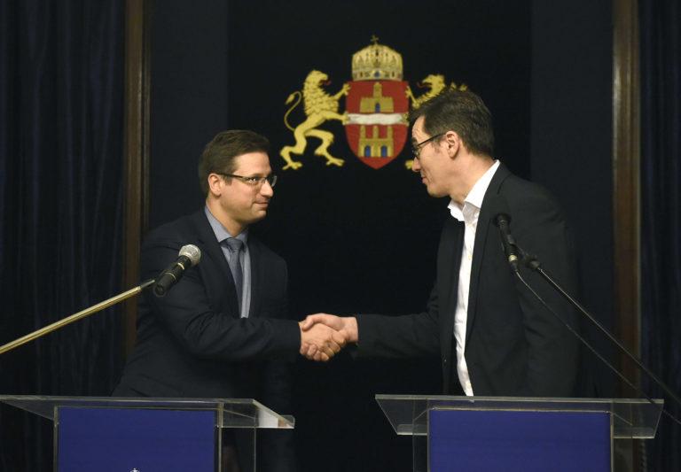 Főváros-kormány: részmegállapodás