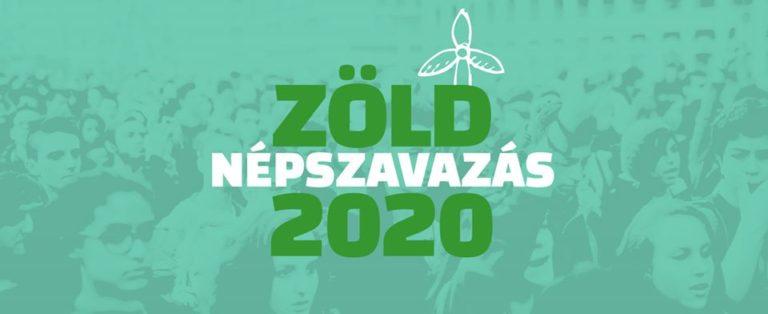 Zöldek legyenek a beruházások