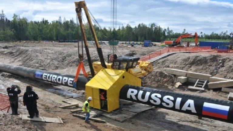 Kicsit később, de érkezik az orosz földgáz az Északi áramlat 2-ön