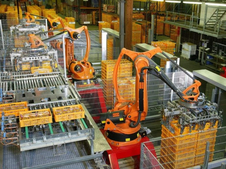 Robotok: minden ötödik ember helyett