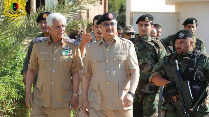 Törökország katonákat küld Líbiába?