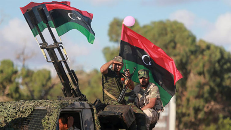 Erdogan csapatokat küld Líbiába