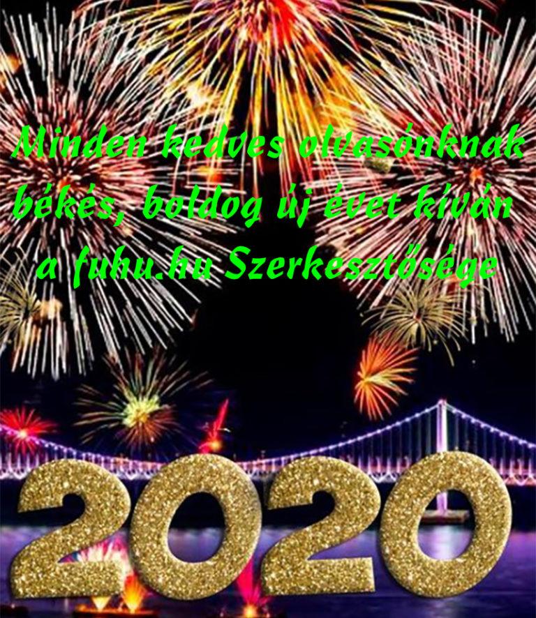 Újévi köszöntő 2020