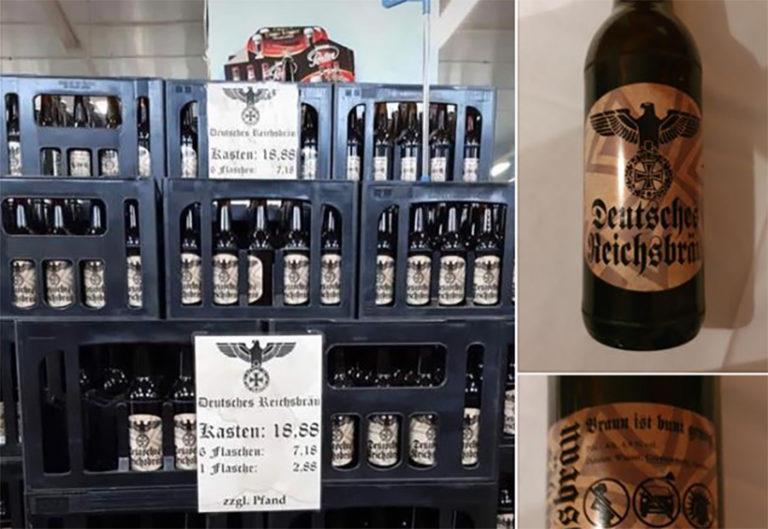 """Nyomozás a """"náci"""" sör után Németországban"""