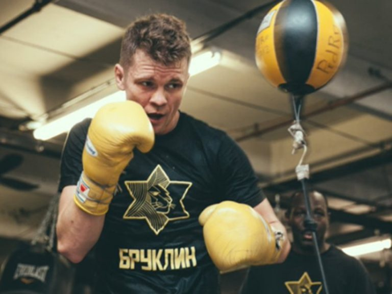 """""""Zsidók, tanuljatok meg bokszolni!"""""""