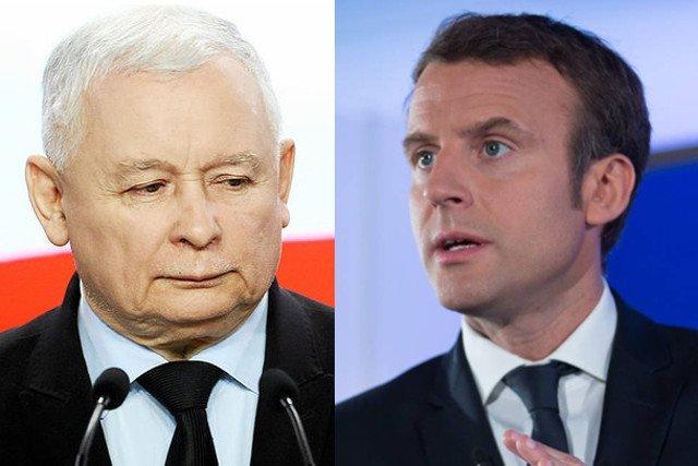 Macron partnert keres Varsóban?