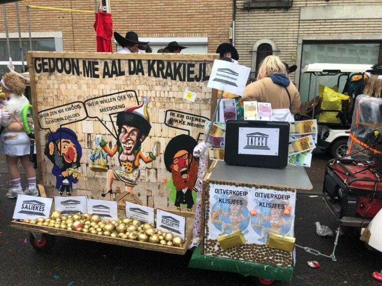 Antiszemita-e a karnevál Aalst városában?