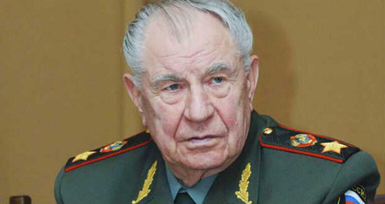 Meghalt Jazov marsall, a Szovjetunió utolsó hadügyminisztere
