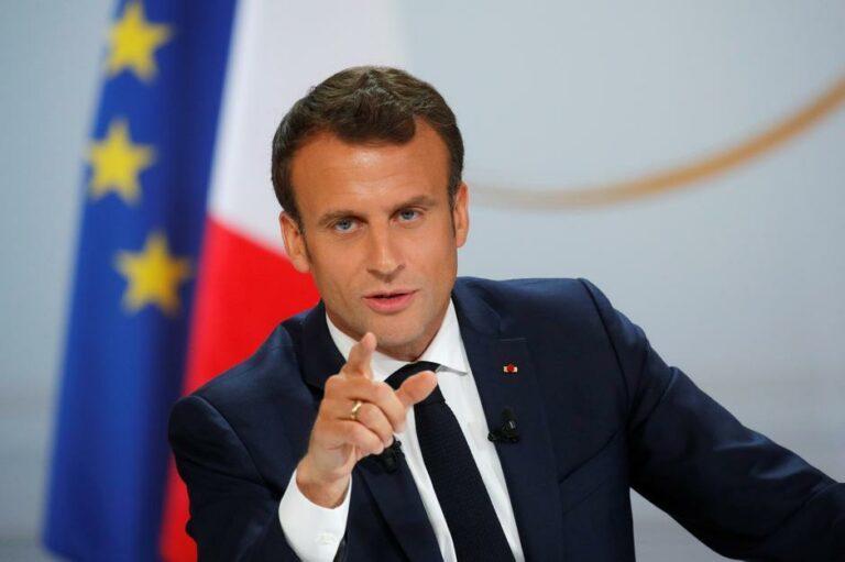 Macron: meg kell reformálni az Európai Uniót