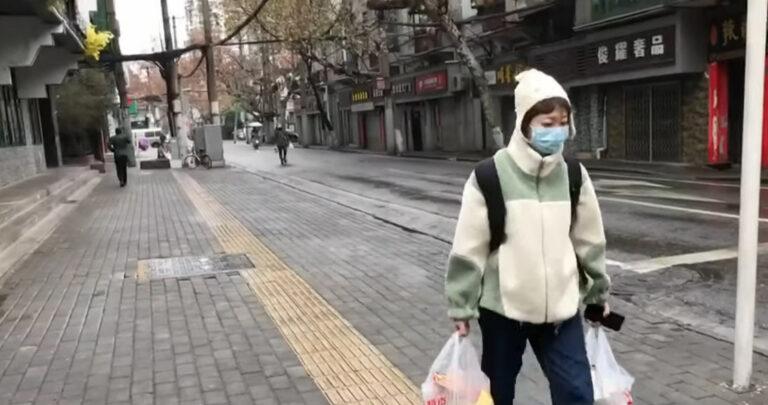 Amerikai-kínai diplomáciai vita a korona vírusról