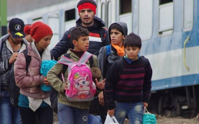 Németország befogadna migráns gyerekeket