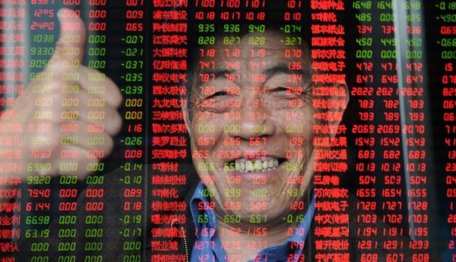 Kétéves csúcson a sanghaji tőzsde
