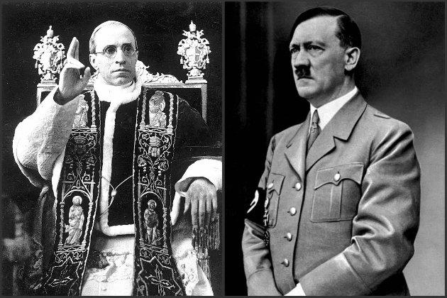 Hitler pápája volt-e XII. Pius?