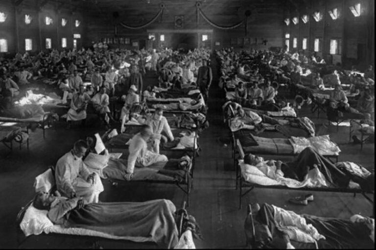 """Nem akarom újra átélni!""- mondja a spanyolnátha járvány utolsó túlélője"