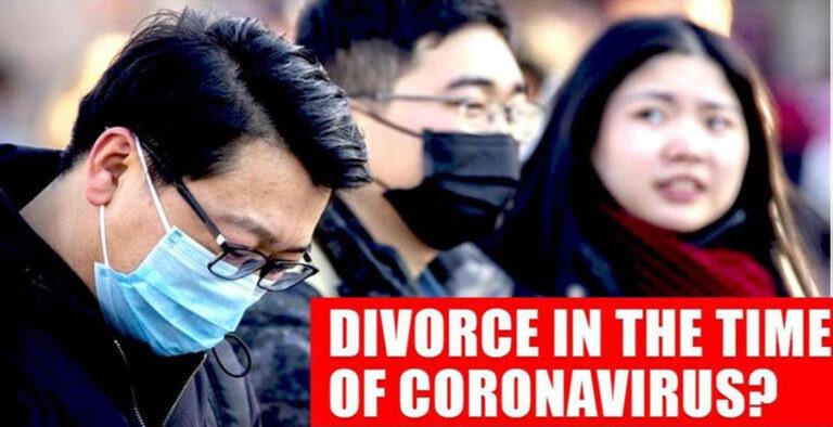 Válási járvány követheti a karantént