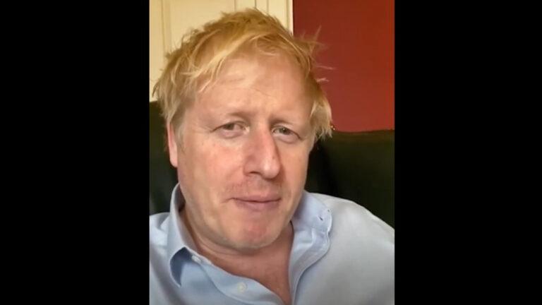 Boris megköszönte