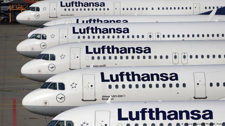 A Lufthansa 10 milliárd eurós állami támogatást kér » FüHü
