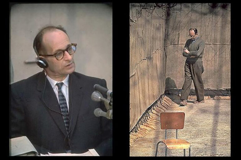 60 éve kapták el Eichmannt
