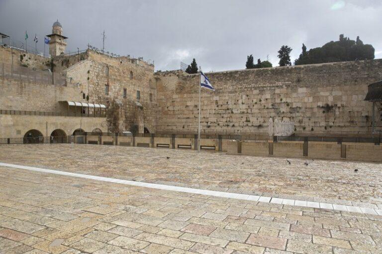 Összehozta a zsidókat és palesztinokat a járvány