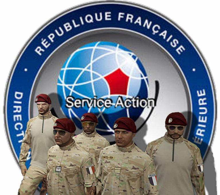 Kínának kémkedtek a francia kémelhárítás emberei