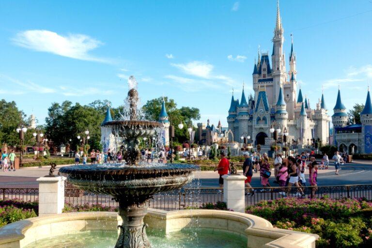 """Az USA-ban a gazdaság a """"first"""", legalábbis Disneyworldben"""