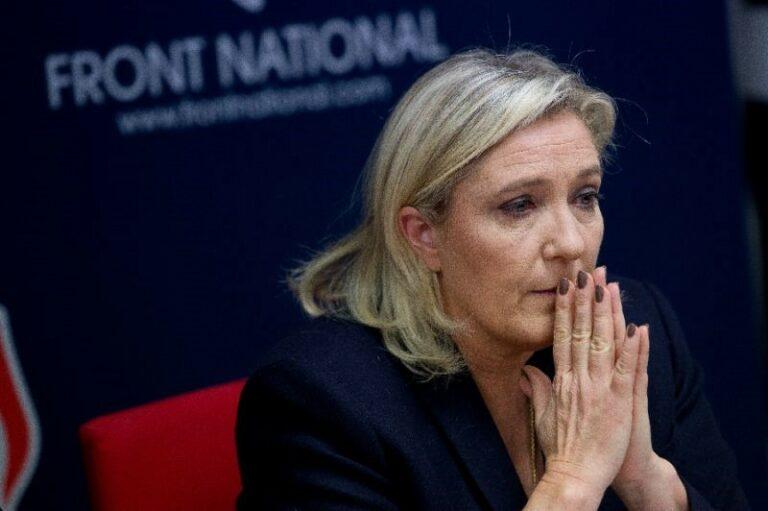 A francia szélsőjobboldal vezére elhatárolja magát az antiszemitizmustól