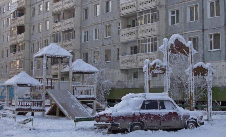 38 fokos hőség Szibériában