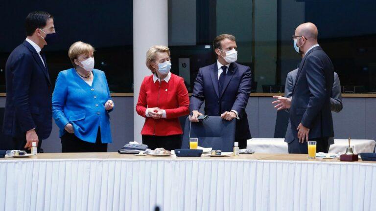 A káosz csúcstalálkozó az EU illúziójának vége