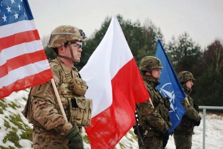 Amerikai-lengyel katonai egyezmény