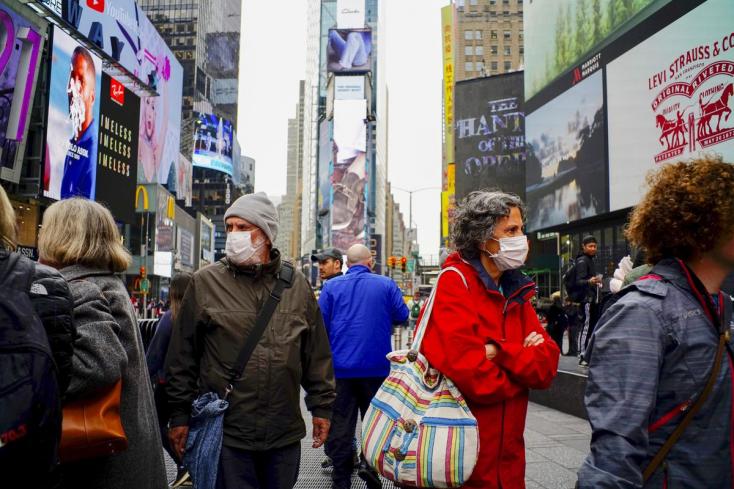 A járvány kettévágja az amerikai társadalmat