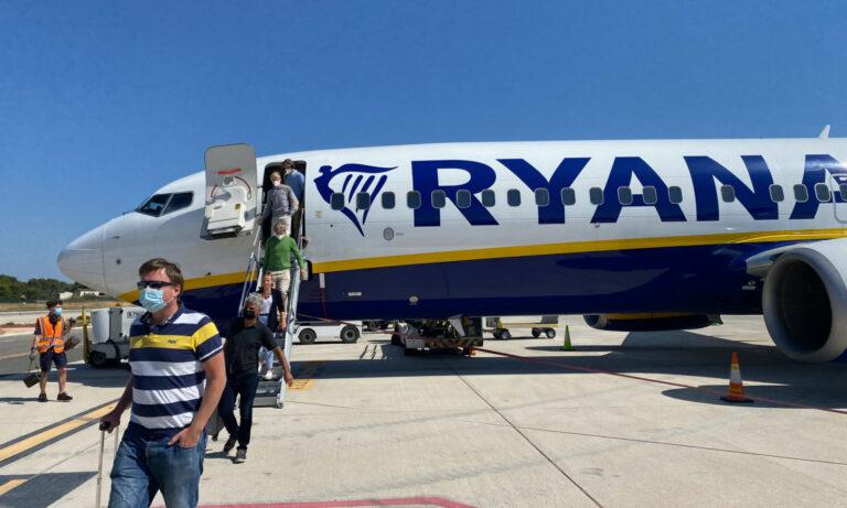 Húsz százalékkal csökkenti járatait a Ryanair