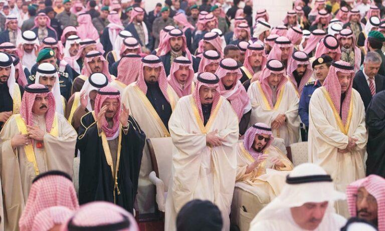 A szaúdi uralkodóház és a wahabizmus  1.