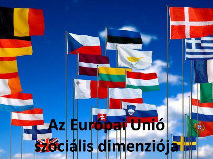 Mi szociális Európát akarunk, a Fidesz még Európát sem!