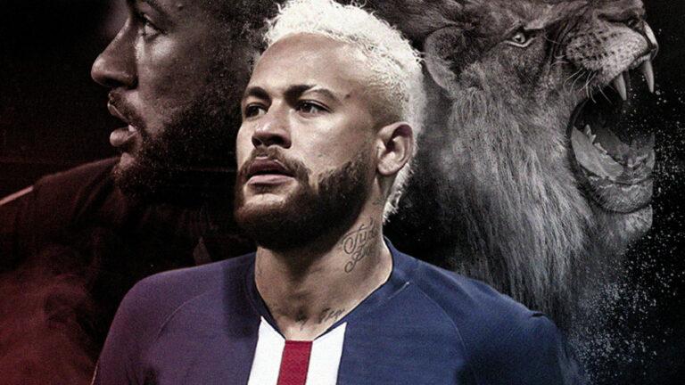 Neymar a Puma arca lett