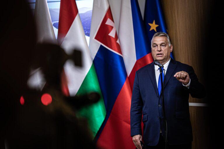 Orbán mindent Trump győzelmére tesz fel