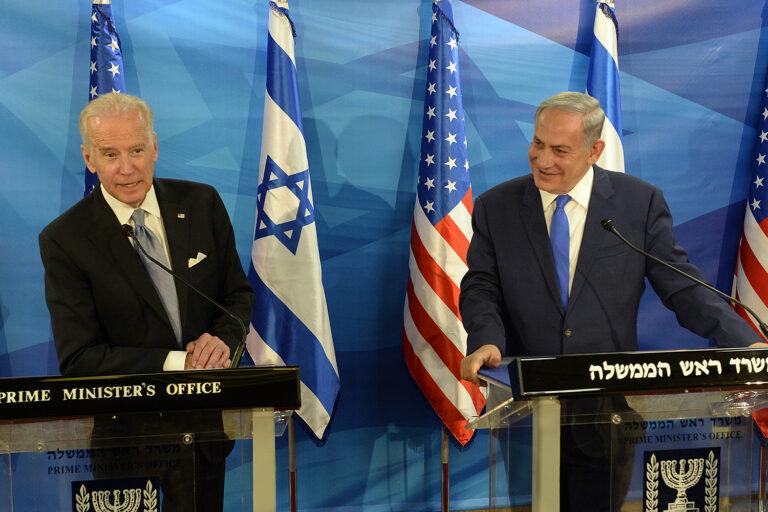 Ha Biden nyer véget érhetnek Netanjahu szép napjai