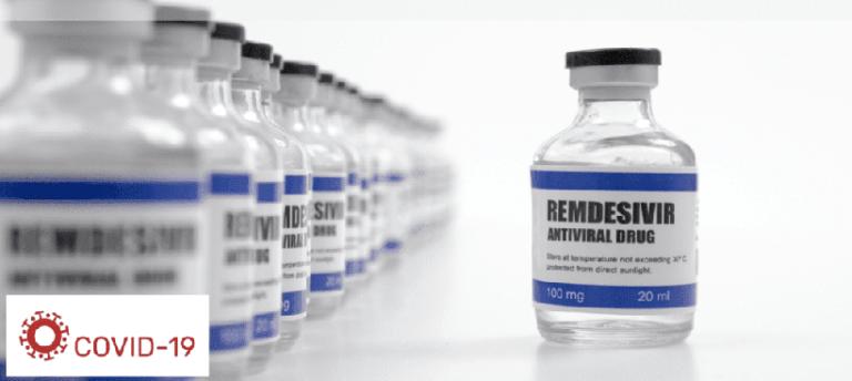 Remdesivir nem menti meg a Covid-19 fertőzötteket